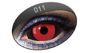 Prescription Contact Lenses Halloween Australia by 74 99 Black White Red Sclera Contacts Lenses