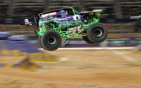 100 Monster Trucks El Paso 3YearOld KLAQ Fan Wins Truck Ride Of His Life VIDEO