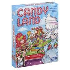 Hasbro Candyland Board Game
