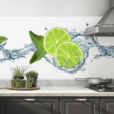 details zu küchenrückwand selbstklebend limette fliesenspiegel folie alle untergründe