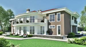 Neoclassical House Neoclassical House By Viktor Kiryazov