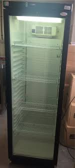 Full Size Of Glass Dooramazing Tefcold Door Display Fridge Secondhand Catering Equipment Drinks Large