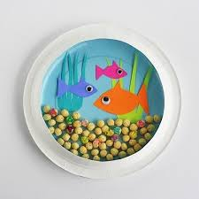 16 Easy And Fun Diy Paper Plate Crafts Shelterness Within Art Ideas For Kids Using