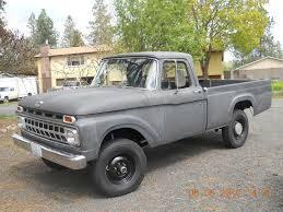 100 1965 Ford Truck Parts 65 F100 4x4 Got For Parts Only Turns DD Project Page 10