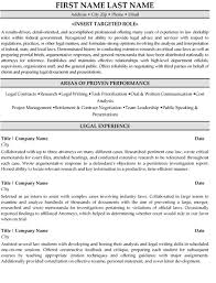 Corporate Lawyer Resume Examples 41 Awesome Law Resumes Best From