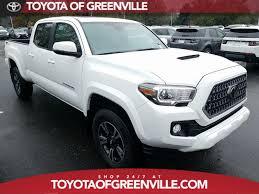100 Trd Truck New 2018 Toyota Tacoma TRD Sport V6 For Sale Greenville SC