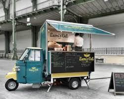 triporteur cuisine food truck glace piaggio food truck coffee