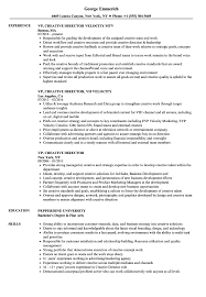VP, Creative Director Resume Samples | Velvet Jobs Hairstyles Free Creative Resume Templates Eaging 20 Creative Resume Examples For Your Inspiration Skillroadscom Ai 50 You Wont Believe Are Microsoft Word Samples 14 New Thoughts About Realty Executives Mi Invoice And Executive Chef 650838 Examples Stunning Of Cvresume Ultralinx Communication Skills Valid Customer Manager Cv Pdf 11 Retail Management Director Velvet Jobs Of Design 70 Welldesigned For Your 15 That Will Land The Job