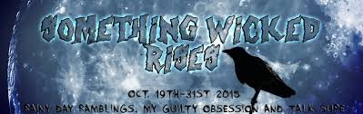 Here We Are Winding Down The Month Of October Already As Well Something Wicked Rises Even Though Nearing End I Am Not Scrimping On Good