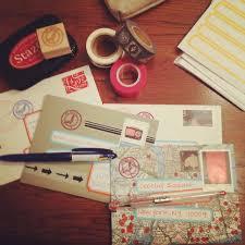 Letter Writing Social