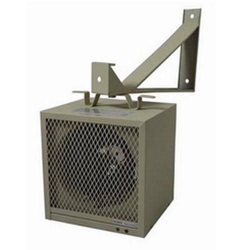 TPI Hf5840tc5800 Series Garage Workshop Portable Heater - 240V, 11""