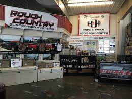 H&H Home & Truck Accessory Center - Columbus MS