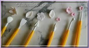 la pâte à sucre et les décors en sucre