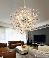 großhandel moderne kronleuchter wohnzimmer arbeitszimmer e14 led lüster licht k9 kristall luminaria farbwechsel decke kronleuchter anhänger