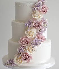 Are You Interested In A Three Tier Wedding Cake