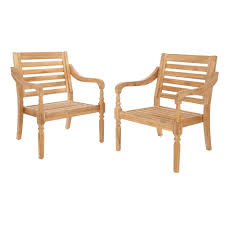 100 Dining Chairs For Obese Hampton Bay Old Town Teak Patio Chair 2PackKTOB1682HDP
