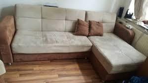 l förmiges sofa in beige in sachsen zwickau l förmiges