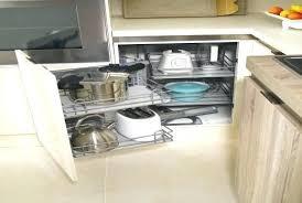 rangement d angle cuisine meubles angle cuisine brainukraine me