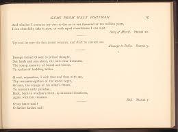 Walt Whitman The Wound Dresser Poem Analysis by Walt Whitman Archive Gems From Walt Whitman The Walt Whitman