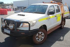 Repossessed Toyota Hilux Ute Auction | Graysonline
