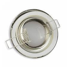 len licht led einbaustrahler 230v gu10 bad badezimmer 5