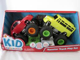 100 Juegos De Monster Truck Set Juego Camiones Kid Connection Bs 1250000