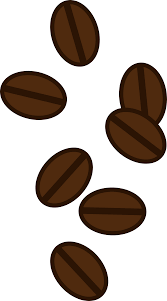 Top 10 Clip Art Coffee Beans Outline Clipart Image