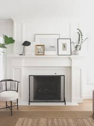 Fireplace Awesome Spring Decor Small Home Decoration