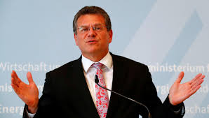 100 Sefcovic EU Left Rallies Behind Timmermans For Election As Bows Out