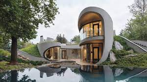 104 Architecture Of House Niko Architect Hide In Russia Beneath Artificial Green Hill