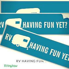 RV Having Fun Yet