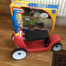 Little Tikes 2-in-1 Scooter, Babies & Kids, Toys & Walkers On Carousell