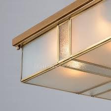 glass shade 2 light semi flush mount ceiling lights