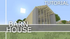 Minecraft: How To Build A Barn Conversion [Xbox One Edition] - YouTube Minecraft Gaming Xbox Xbox360 Pc House Home Creative Mode Mojang Cool House Ideas Xbox 360 Tremendous 32 On Home Lets Build A Barn Ep1 One Edition Youtube Fire Station Tutorial 1 Minecraft Horse Stable Google Search Pinterest Mansion Part And Silo Part 4 How To Make