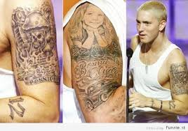 Worst Celebrity Tattoos 30 Photos