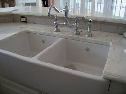 Beauty White Porcelain Stunning Kitchen Sink Porcelain Home