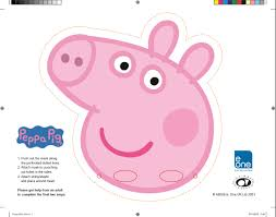 Peppa Pig George Pumpkin Stencil by Join Peppa In The New Peppa Pig Party Time App