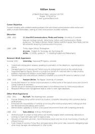 Resume Interest Examples Hobbies And Interests On A Sufficient