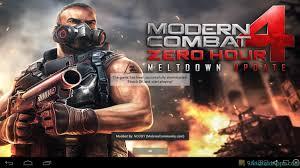 modern combat 4 zero hour v1 1 5 unlimited credits