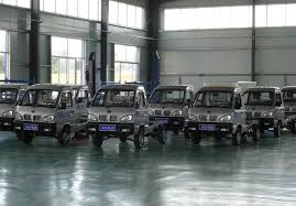 Electric Truck ,Electric Lorry,Electric Car(RUNAN-D) - Runda (China ...