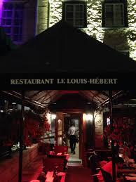 100 Louis Hebert Restaurant Quebec City 2015 Justaskmarie