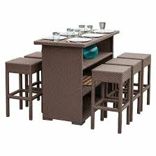 9 Best Patio Dining Sets For 2020 Details About Barbados Pub Table Set W Barstools 5 Piece Outdoor Patio Espresso High End And Chairs Tablespoon Teaspoon Bar Glamorous Rustic Sets 25 39701 156225 Xmlservingcom Ikayaa Modern 3pcs With 2 Indoor Bistro Amazoncom Tk Classics Venicepubkit4 Venice Lagunapubkit4 Laguna Fniture Awesome Slatted Teak Design With Stool Rattan Bar Sets Video And Photos Madlonsbigbearcom Hospality Rattan Soho Woven Pin By Elizabeth Killian On Deck Wicker Stools