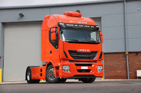 100 Iveco Truck At The Commercial Vehicles Show 2013