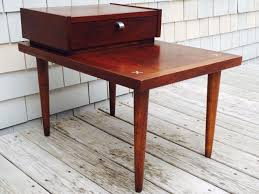 MidCentury Walnut Dining Table By American Of Martinsville Chairish