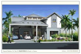 100 Indian Bungalow Designs Beautiful EXTERIOR Elevation Of Bungalow Made For South