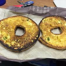 Panera Pumpkin Bagel 2015 by Bagel Pack 13 99 Comes With 13 Bagels And 2 Tubs Of Cream