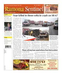 5-31-2012.Ramona Sentinel By MainStreet Media - Issuu September 9 2011 Mr Joseph Douglas Compliance Project Manager Vetted Standard Members Iedagroup Tooele Blog Re Garrison Richard Stidham Business Owner Enchanted Hills Cooling Heating Trucking Inc Container Sales 2vehicle Accident Causes Power Outages In Sykesville The Auburn Looking For Win Vs Purdue Music City Bowl We Our Volunteers American Driver Jobs