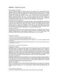 Christmas Tree Cataract Myotonic Dystrophy by Kanski U2013 Chapter 9 Cataract Congenital Disorder