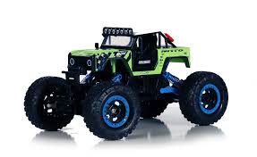 100 New Bright Rc Trucks RC Vaughn Gittin Jr Bronco 4X4 USB Rock Crawler Truck Green