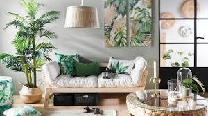 palmen deko im trend accessoires mit palmen motiv otto